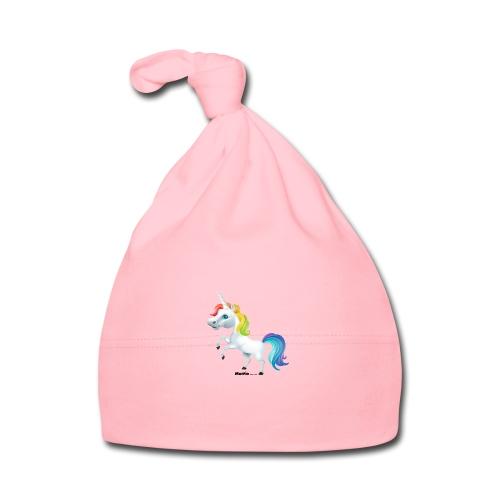 Regenboog eenhoorn - Muts voor baby's