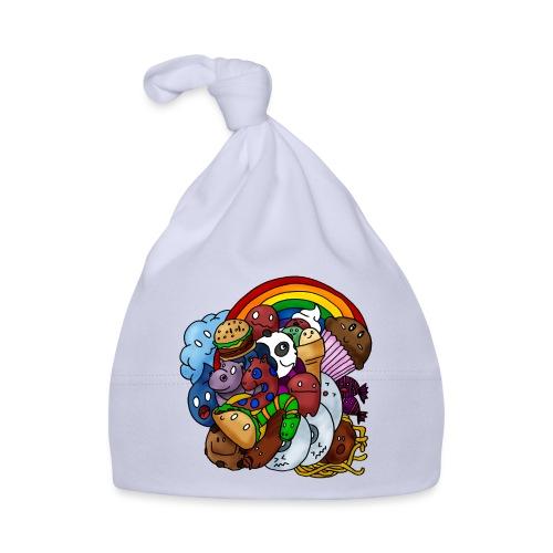 Happy Colors - Baby Mütze