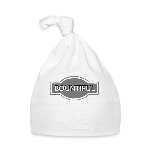 Bontiul gray white - Baby Cap