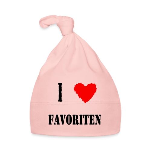 ich liebe favoriten - Baby Mütze