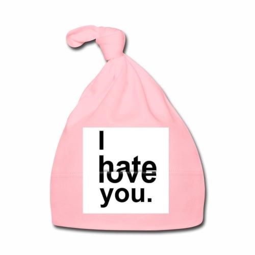 love hate - Baby Cap