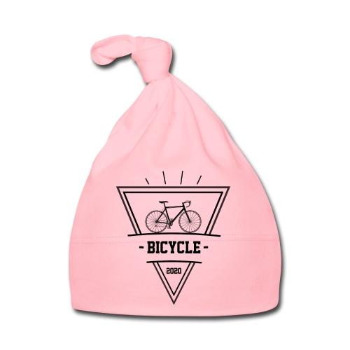 bicycle black - Czapeczka niemowlęca