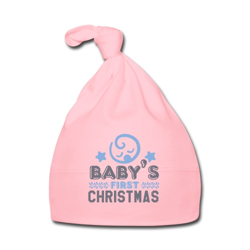 Baby`s First Christmas - Baby Mütze