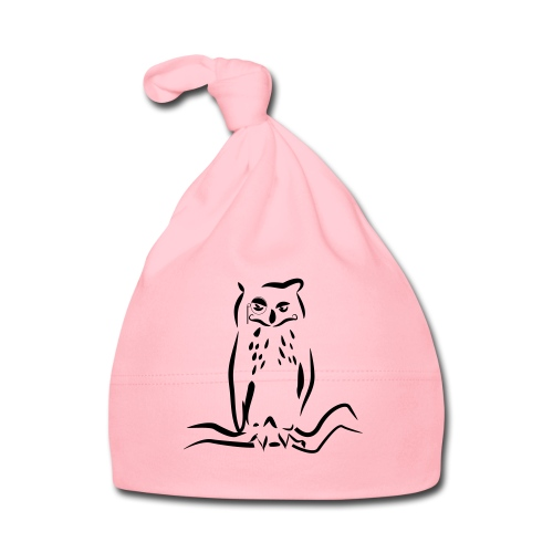 Gufo - Cappellino neonato