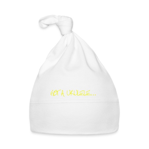 Got A Ukulele Grumpy - Baby Cap