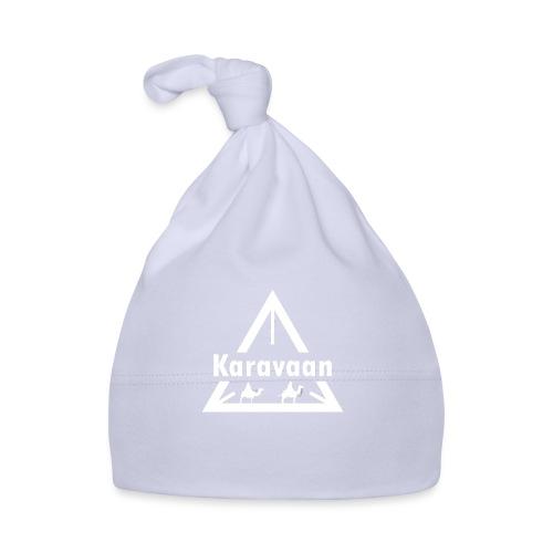 Karavaan White (High Res) - Muts voor baby's