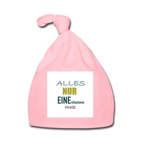 Mutti-Mutmacher: ALLES NUR EINE klitzekleine PHASE - Baby Mütze
