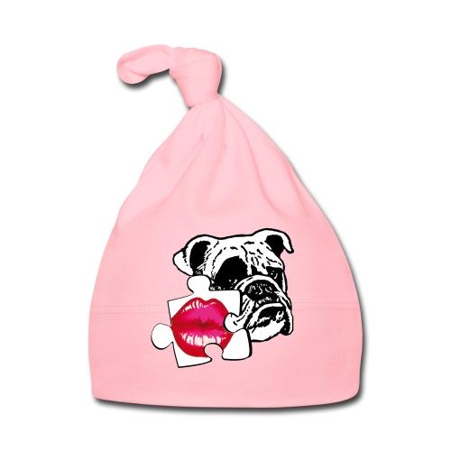 BULLDOG - KISS - Cappellino neonato