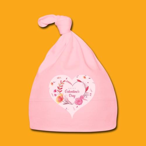 Happy Valentinesday - Baby Mütze