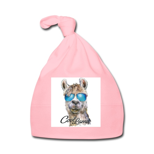 Cool Lama - Baby Mütze