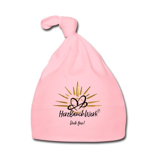 HerzBauchWerk Dich frei! Gold - Baby Mütze