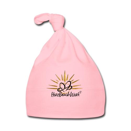 HerzBauchWerk Gold - Baby Mütze