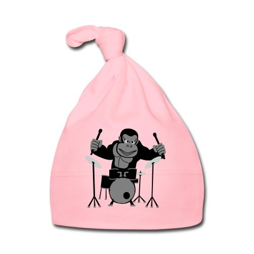 Drumming Gorilla - Baby Cap