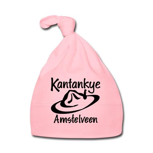 logo naam hoed amstelveen - Muts voor baby's
