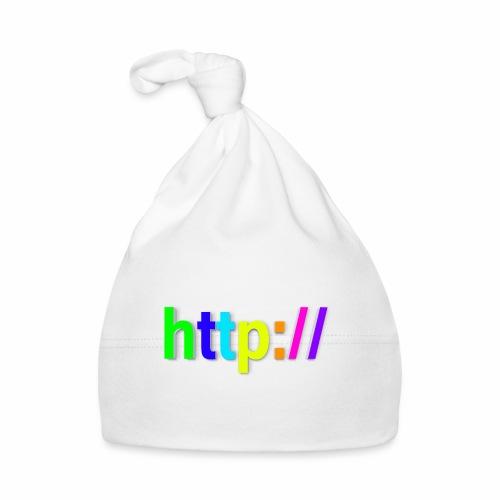 T-SHIRT Potocollo HTTP - Cappellino neonato