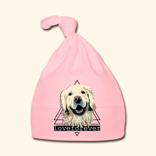 RETRIEVER LOVE FOREVER - Gorro bebé