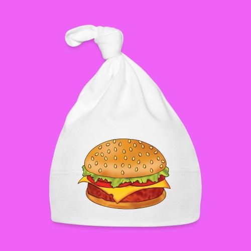 hamburguesa - Gorro bebé