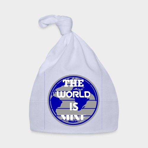 The World is mine - Baby Cap
