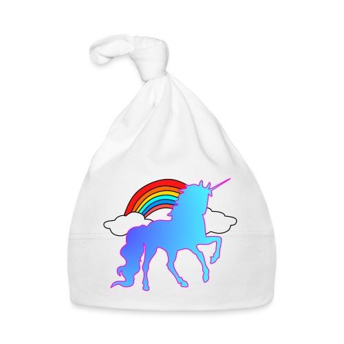 Einhorn Design - Baby Mütze
