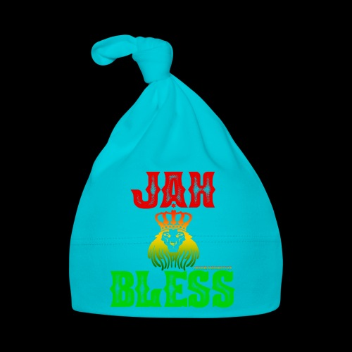 JAH BLESS RASTAFARI - Baby Mütze