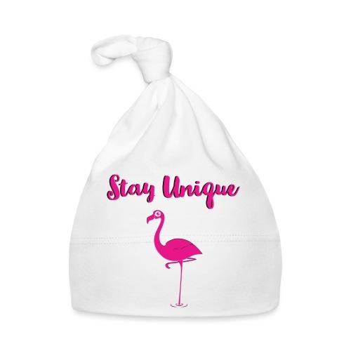 Stay Unique Flamingo - Baby Mütze