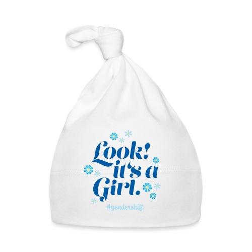 Look! It's a Girl. - Baby Mütze