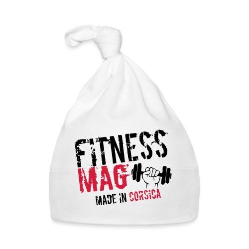 Fitness Mag made in corsica 100% Polyester - Bonnet Bébé