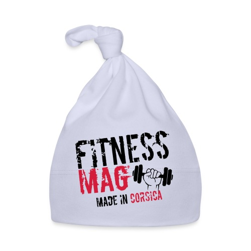 Fitness Mag made in corsica 100% Polyester - Bonnet Bébé
