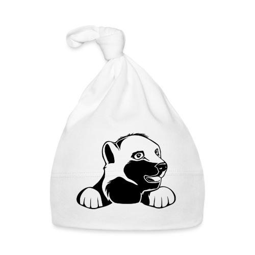 ijsbeer shirt - Muts voor baby's