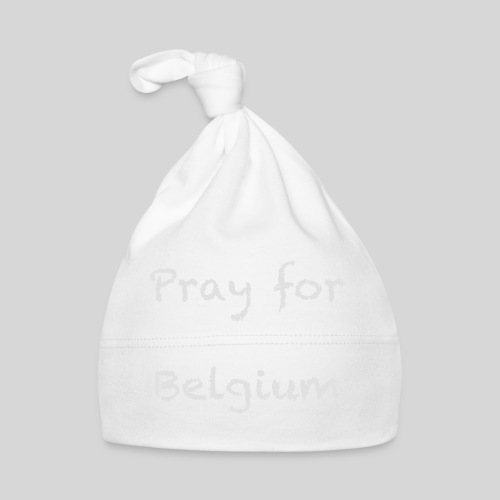 Pray for Belgium - Bonnet Bébé