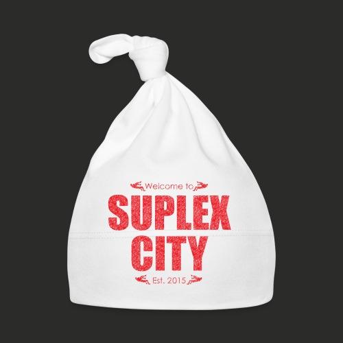 Suplex City Mens T-Shirt - Baby Cap