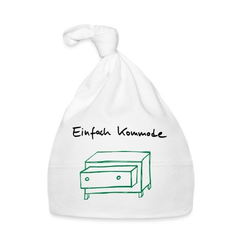 Einfach Kommode - Baby Mütze