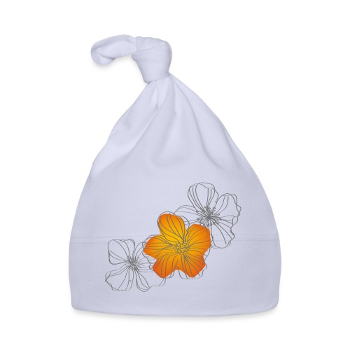 Flowers - Gorro bebé