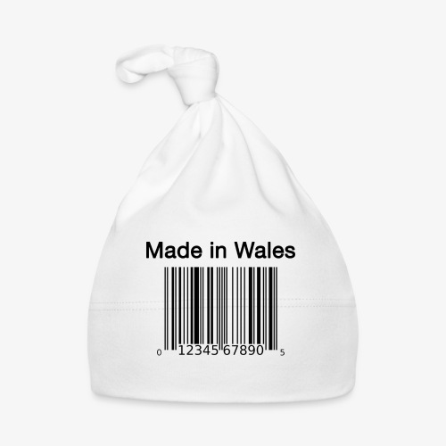 Made in Wales - Baby Cap