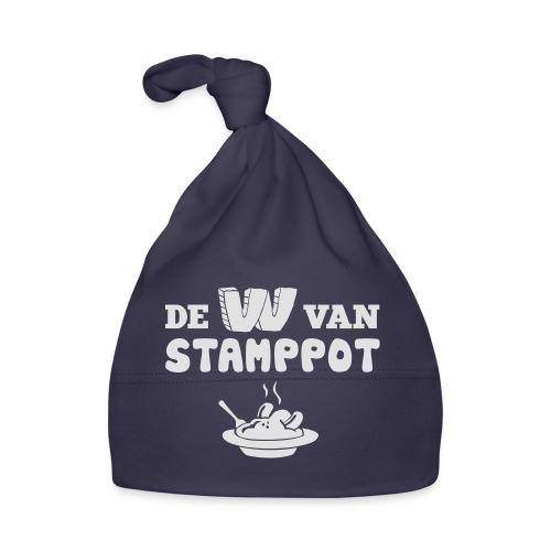 De W van Stamppot - Muts voor baby's