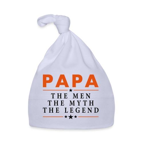 PAPA THE LEGEND - Baby Cap