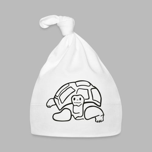 schildkröte landschildkroete aus den seychellen - Baby Mütze