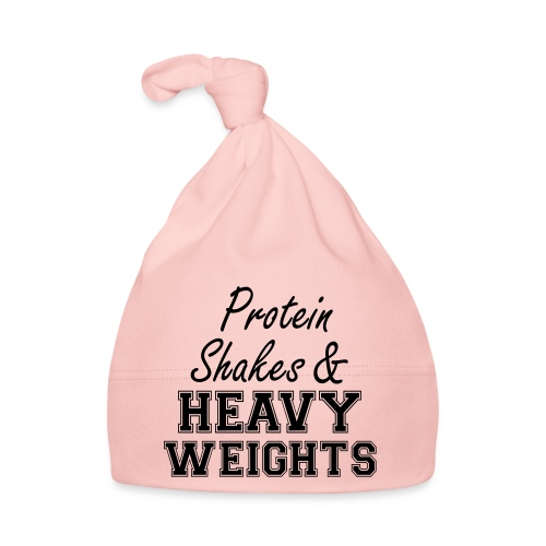 Protein Shakes And Heavy - Baby Mütze
