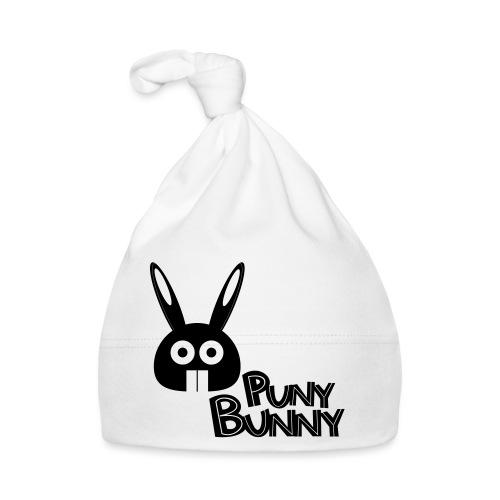 Puny Bunny text - Vauvan myssy