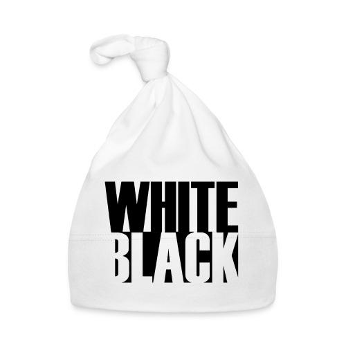White, Black T-shirt - Muts voor baby's