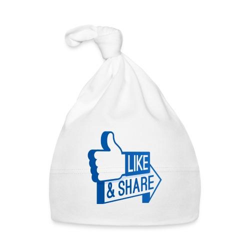 Like & Share (Facebook) - Cappellino neonato