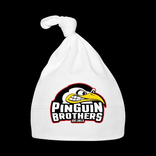 Pinguin bracia Clan - Czapeczka niemowlęca