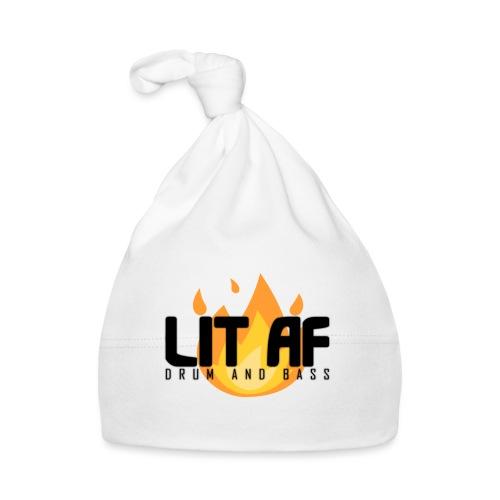 LIT AF Drum and Bass - Baby Mütze