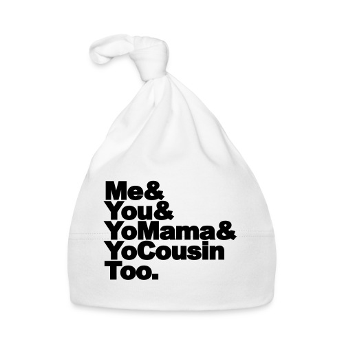 Outkast - Me, You, Yomama and Yocousin too - Muts voor baby's
