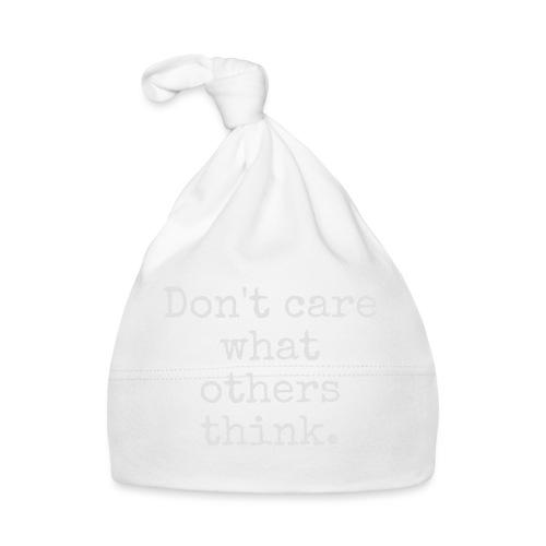 Don't care - Cappellino neonato