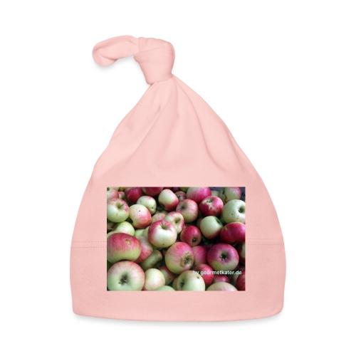 Äpfel - Baby Mütze