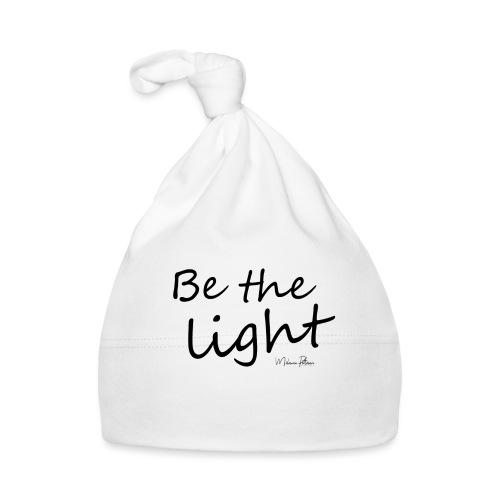 Be the light - Bonnet Bébé