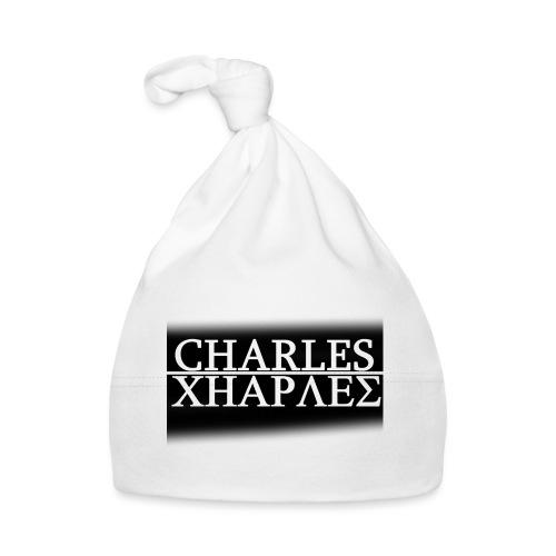 CHARLES CHARLES BLACK AND WHITE - Baby Cap