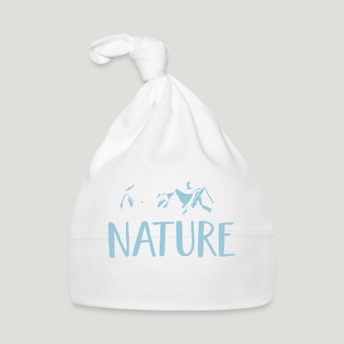 Nature is not a luxury ... für Naturliebhaber! - Baby Mütze