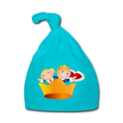 Koning Willem Alexander & Maxima - Muts voor baby's